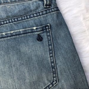 Volcom Shorts - Volcom Denim Stoned Short